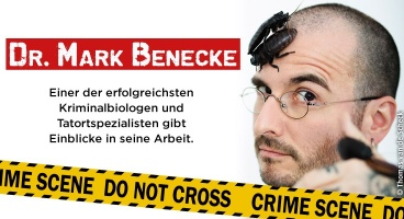 Dr. Mark Benecke