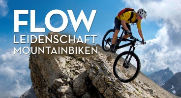 17.01.2018, Heidelberg, 20:00 Uhr, FLOW – Mountainbiken